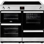 Electric Oven Belling Cookcentre 100Ei Stainless Steel