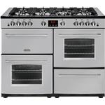 Gas Oven Belling Farmhouse 110G Silver