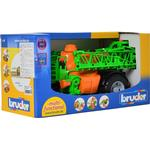 Toy Vehicle Accessories - Plasti Bruder Amazone UX 5200 Trailed Field Sprayer 02207