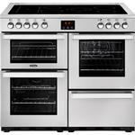 Electric Oven Belling Cookcentre 100E Stainless Steel