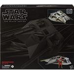 Toy Spaceship - Plasti Hasbro Star Wars The Black Series Snowspeeder Vehicle Dak Ralter Figure