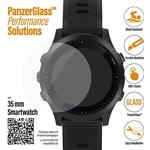 Wearables Panzer Glass Universal Screen Protector for Smartwatch 35mm