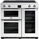 Electric Oven Belling Cookcentre 90Ei Stainless Steel