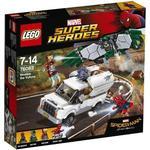 Marvel - Lego Super Heroes Lego Marvel Super Heroes Beware the Vulture 76083
