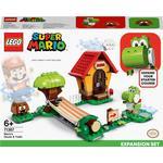 Lego Super Mario Toad's Mario's House & Yoshi Expansion Set 71367