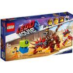 Plasti - Lego The Movie Lego Movie Ultrakatty & Warrior Lucy 70827