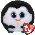 Soft Toys - Penguin TY Puffies Waddles Penguin 10cm