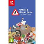 Stealth Nintendo Switch Games Untitled Goose Game