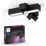 Philips Hue Centris 3L 40.8cm Ceiling Flush Light