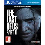 The last of us PlayStation 4 Games The Last of Us: Part II - Reversible Cover Art