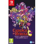 Rougelike Nintendo Switch Games Cadence of Hyrule: Crypt of the NecroDancer featuring the Legend of Zelda