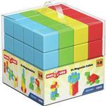Blocks - Plasti Geomag Magicube 64