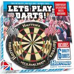 Outdoor Sports - Wood Harrows Lets Play Darts
