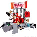 Play Set Mattel WWE Raw Wrekkin' Entrance Stage