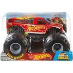 Plasti - Monster Truck Hot Wheels Monster Truck