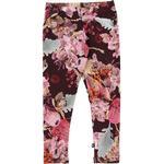 Leggings - Multicolour Children's Clothing Molo Niki - Winter Bouquet (2W20F206 6146)