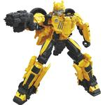 Transformers - Toy Figures Hasbro Transformers Toys Studio Series 57 Deluxe Class Bumblebee Movie Offroad Bumblebee Action Figure