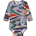 Multicolour - Bodysuits Children's Clothing Molo Field - Full Speed (3W20B204 6149)