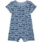 Press-Studs - Jumpsuits Children's Clothing Hust & Claire Mungo Nightwear - Blue Ash (29836936)