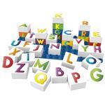 Blocks - Bioplastic Biobuddi Learning Letters 36pcs