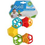 Rattles Oball Clicky Twister