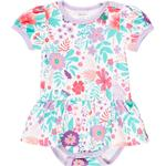 Bodysuits Children's Clothing Fred's World Aloha Body with Flower Print - White (1582036400-011060102)