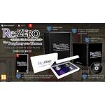 Collector's Edition Nintendo Switch Games Re:Zero: Starting Life In Another World - The Prophecy Of The Throne - Collector's Edition