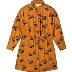 Shirt Dresses - Girl Children's Clothing Soft Gallery Electa Dress - Inca Gold (624-321-836)