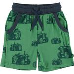 Shorts - Print Children's Clothing Fred's World Farming - Shorts with Tractor Print - Green (1536011800-018602201)