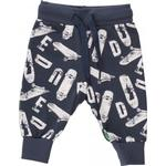 Print - Trousers Children's Clothing Fred's World Skate Pants with Skateboard Print - Midnight (1535060200-019411006)