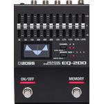 Pedals for Musical Instruments Boss EQ-200