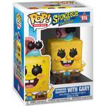 SpongeBob SquarePants - Figurines Funko Pop! Spongebob Squarepants with Gary