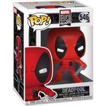 Super Heroes - Action Figures Funko Pop! Marvel Deadpool 44154