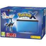 Nintendo 3DS Game Consoles Deals Nintendo New 3DS XL - Pokemon X - Blue/Black