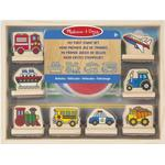 Creativity Sets on sale Melissa & Doug My First Wooden Stamp Vehicles Set