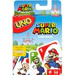 Board Games Mattel UNO Super Mario Bros