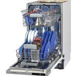 Built Under Dishwasher Sharp QW-S12I492X Stainless Steel