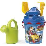 Plasti - Sand Boxes Smoby Mickey Medium Garnished Bucket