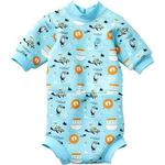 UV Suit - Nylon Children's Clothing Splash About Happy Nappy Wetsuit - Noah's Ark
