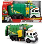 Lights - Garbage Truck Dickie Toys Action Series City Cleaner