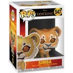 Figurines - Lion Funko Pop! Disney The Lion King 2019 Simba