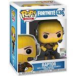 Fortnite - Figurines Funko Pop Games Fortnite Series 1 Raptor