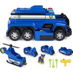 Toy Military Vehicle - Plasti Spin Master Paw Patrol Chase Ultimate Police Cruiser