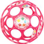 Rattles Oball Rattle Ball Pink