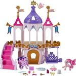 Dollhouse dolls - Plasti Hasbro My Little Pony Friendship Castle