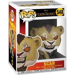Figurines - Lion Funko Pop! Disney The Lion King 2019 Scar