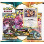 Pokémon Sword & Shield Darkness Ablaze Booster 3 Pack