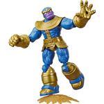 Super Heroes - Action Figures Hasbro Marvel Avengers Bend & Flex Thanos