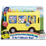 Xylophones - Plasti Little Tikes 3 in 1 Music Bus