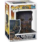 Marvel - Figurines Funko Pop! Marvels Black Panther Warrior Falls